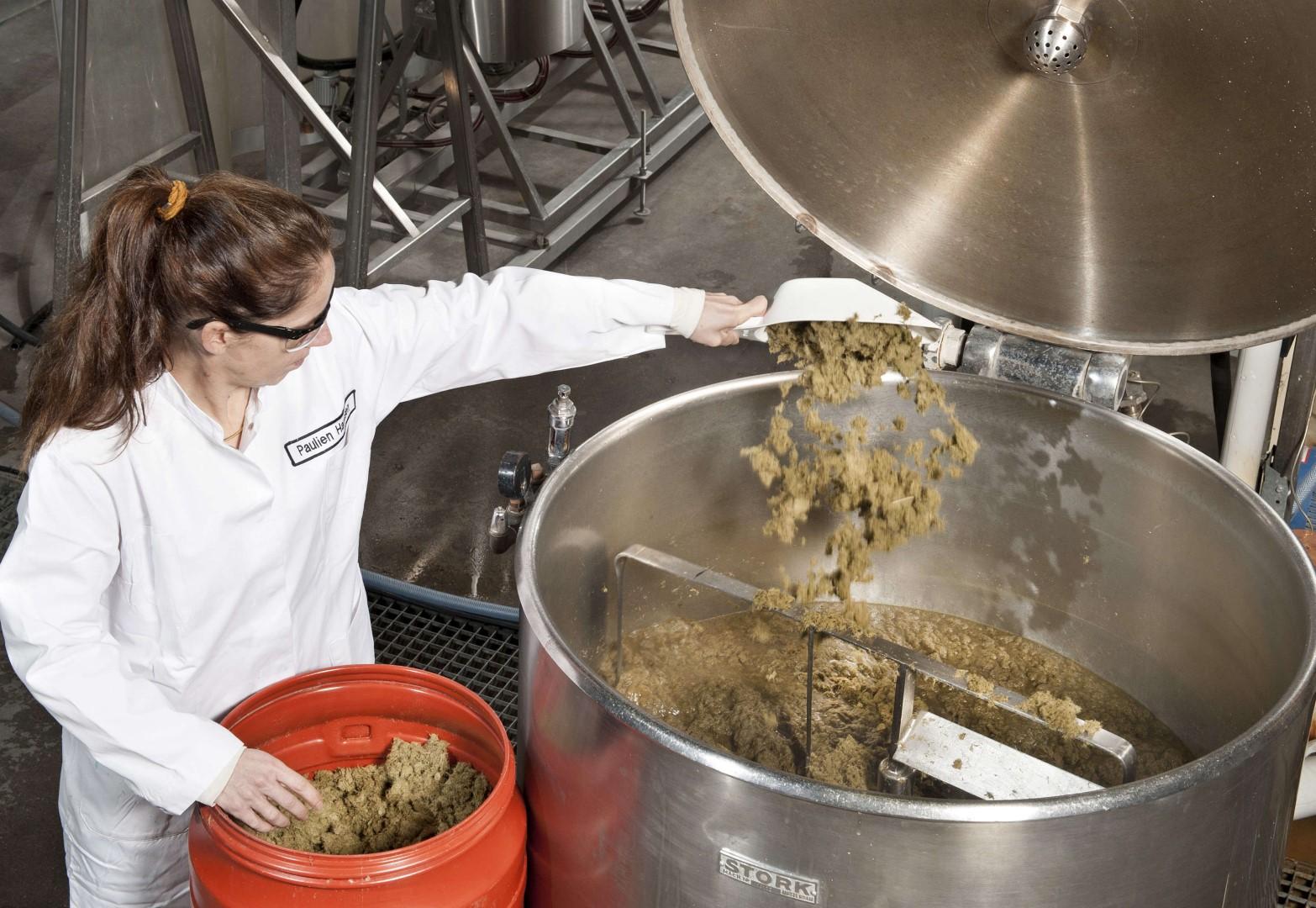 Grasraffinage vat small (Large)