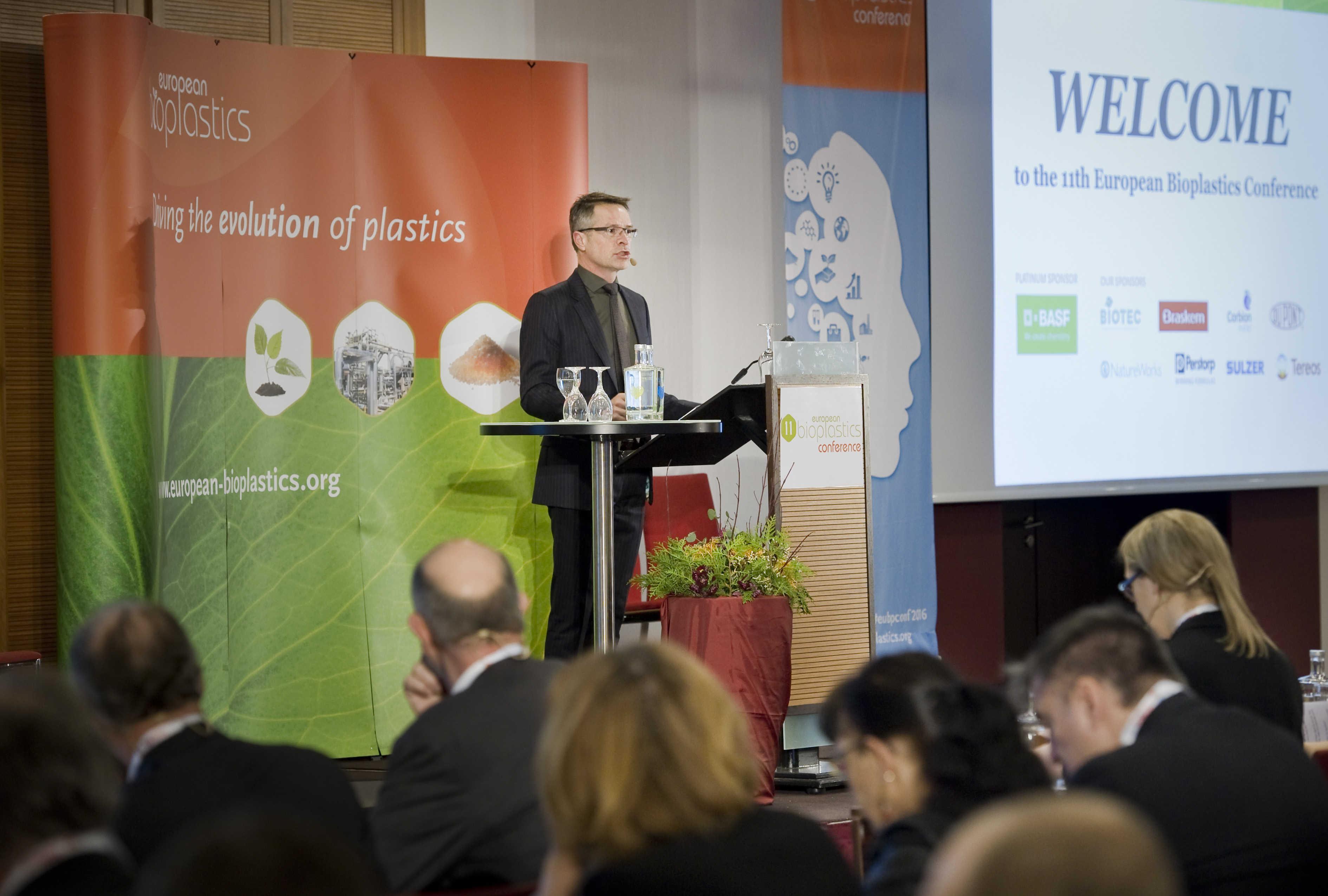 EUBP Conference 2016 Francois de Bie