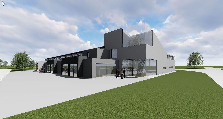Lisheen Bioeconomy Campus Pilot Plant