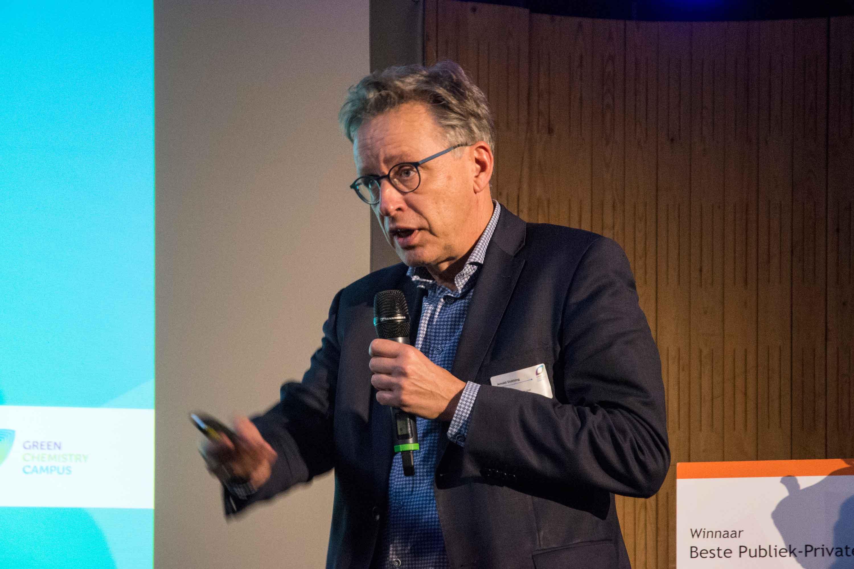 Arnold Stokking, directeur Industry TNO/Biorizon