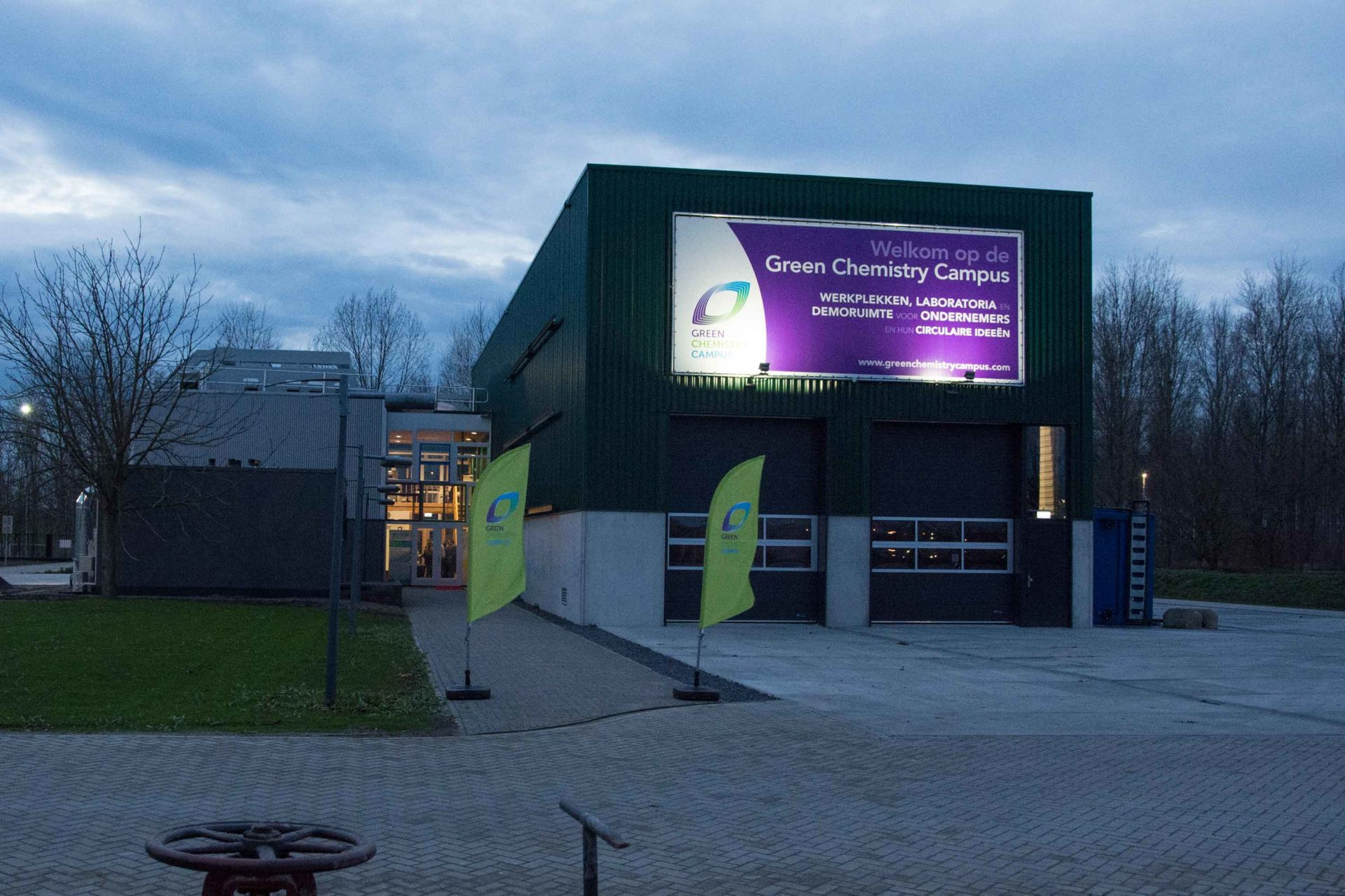 Demo facility Green Chemistry Campus officieel geopend