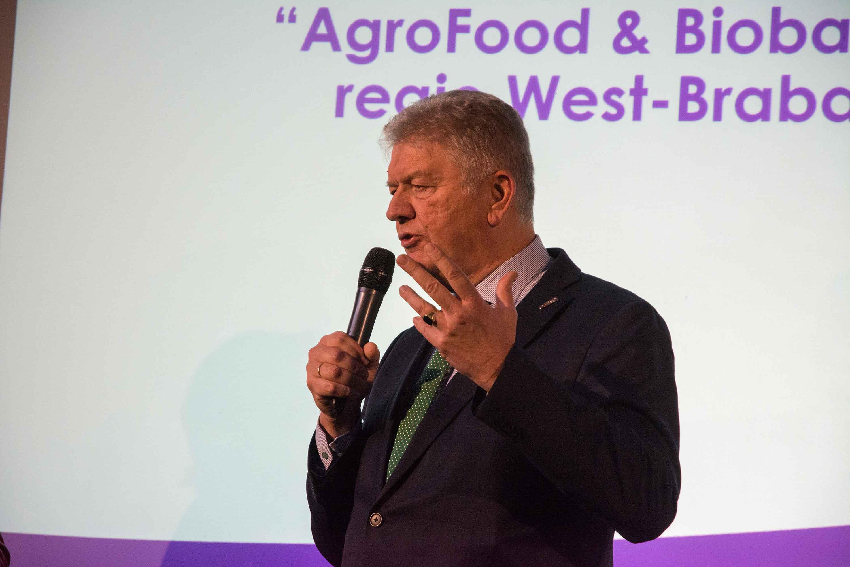 Frank Petter, burgemeester Bergen op Zoom en boegbeeld Agrofood & Biobased