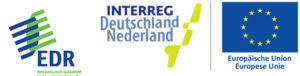 EDR INTERREG logo