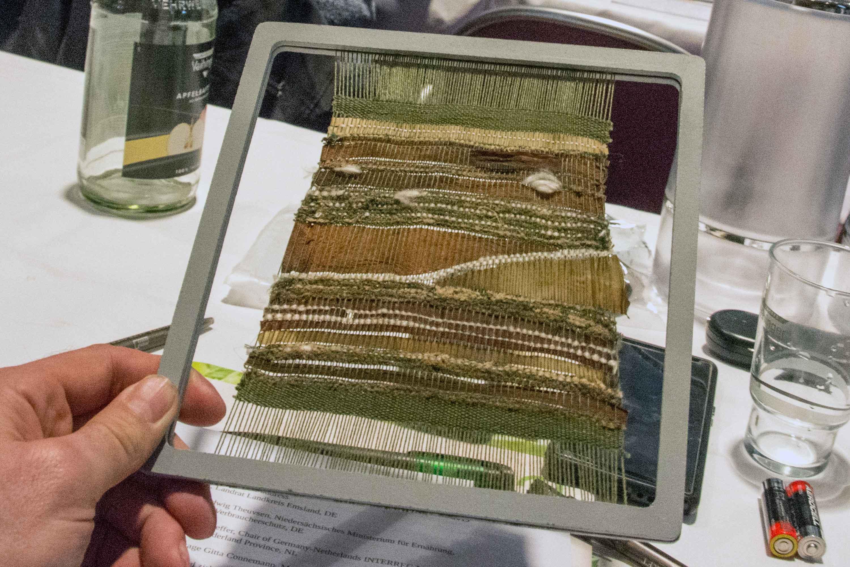 Textiel uit algen