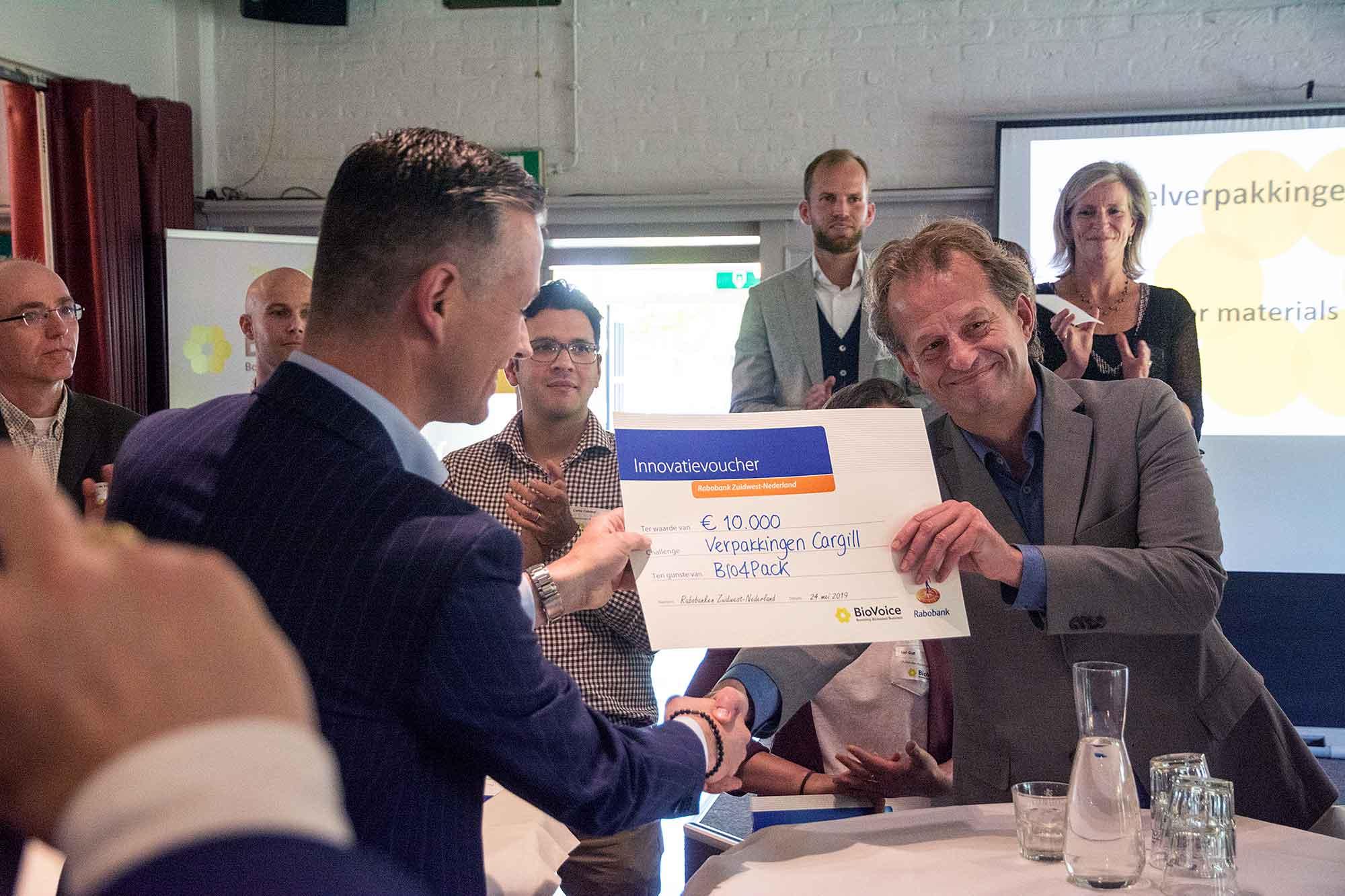 Bio4Pack Jeroen van Schendel