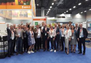 Groepsfoto Nederlandse delegatie WCIB 2019