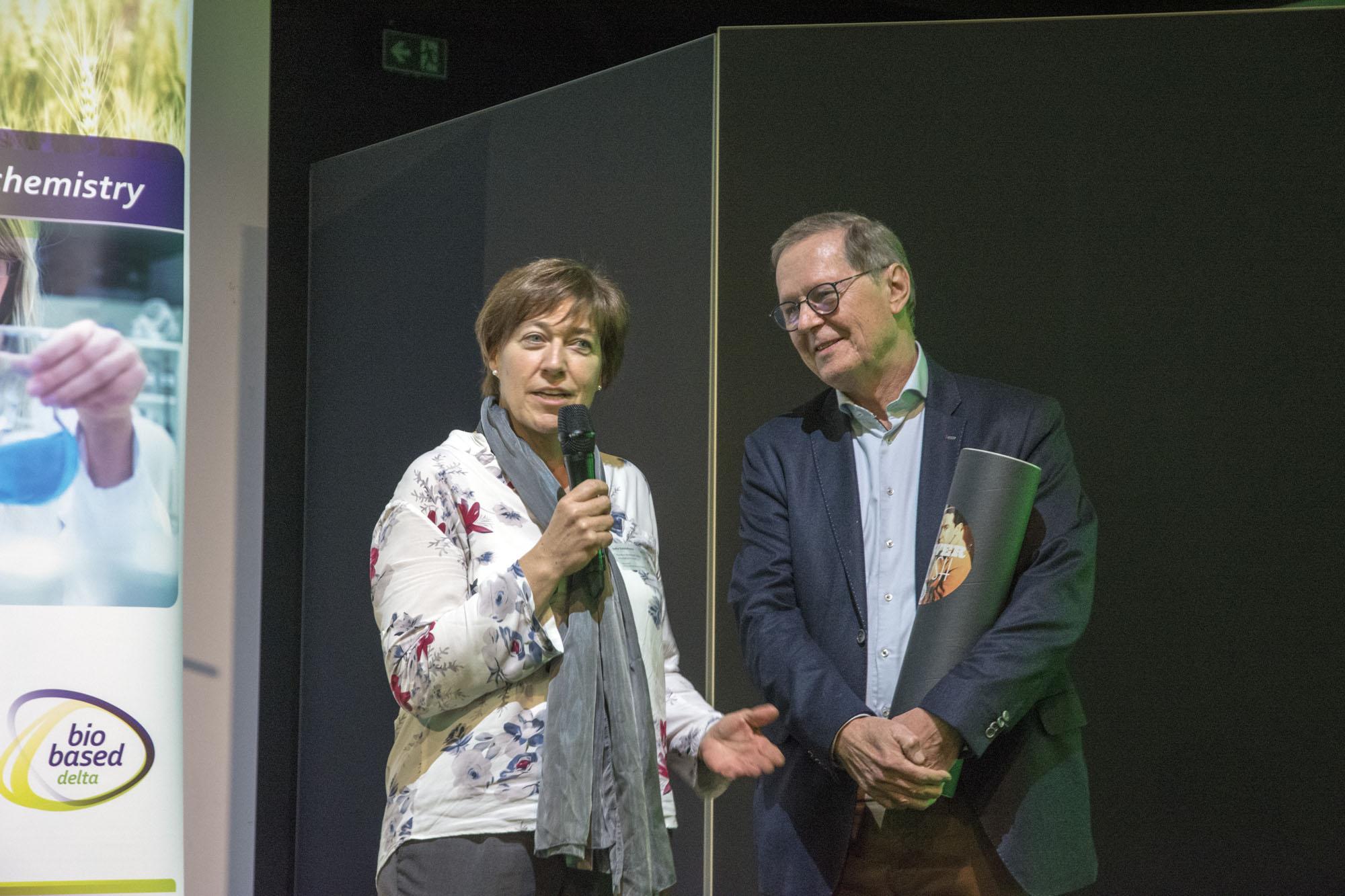 Sofie Dobbelaere en Willem Sederel