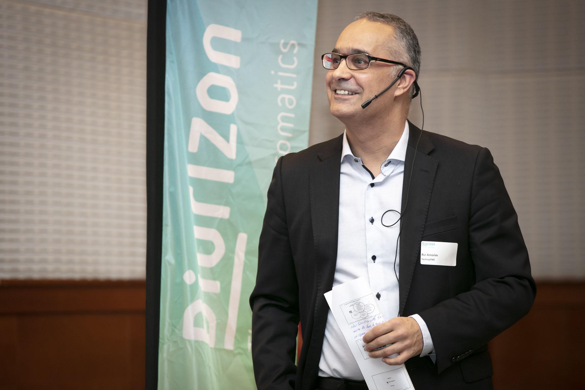Rui Amorim (TechnipFMC)