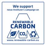Logo campagne hernieuwbare koolstof