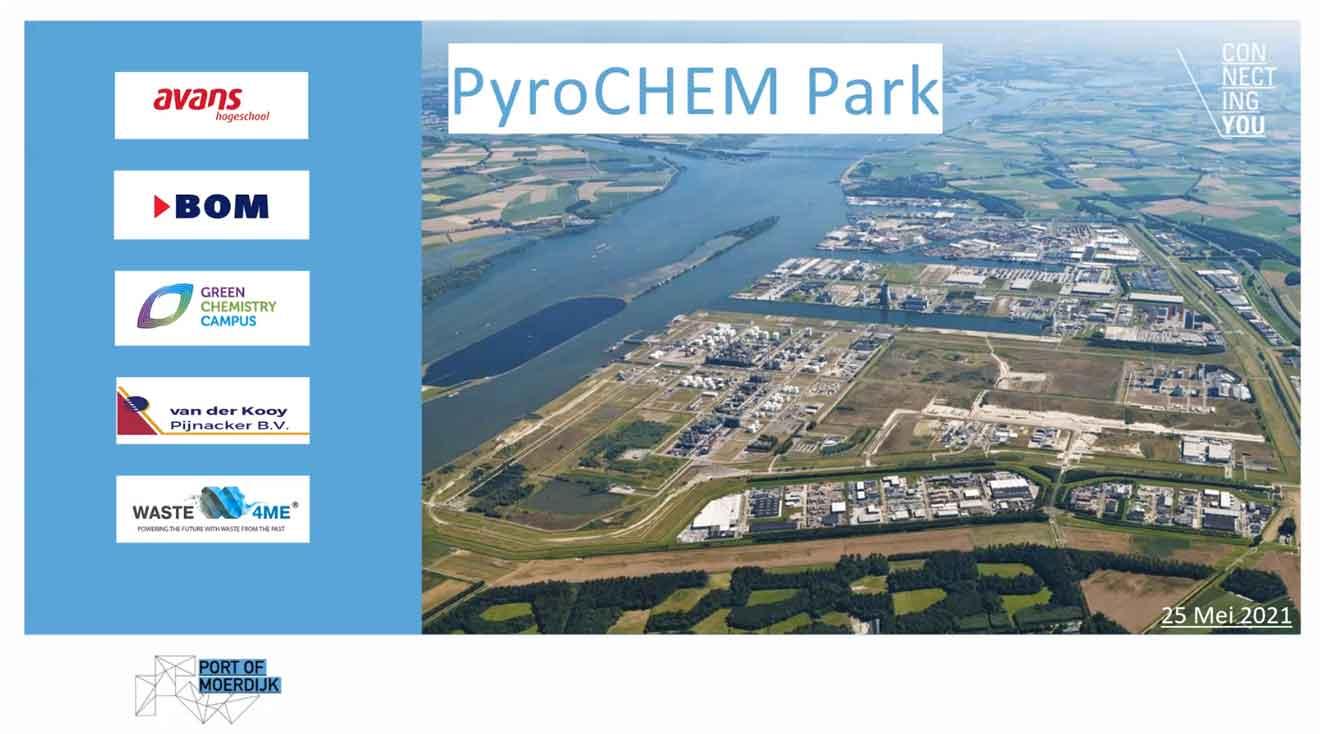 PyroCHEM Park