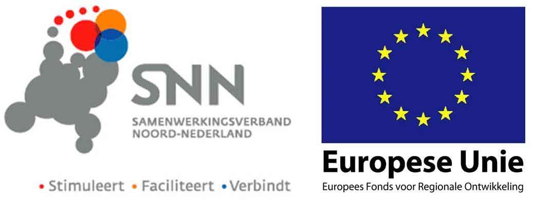 Logo's SNN & EFRO