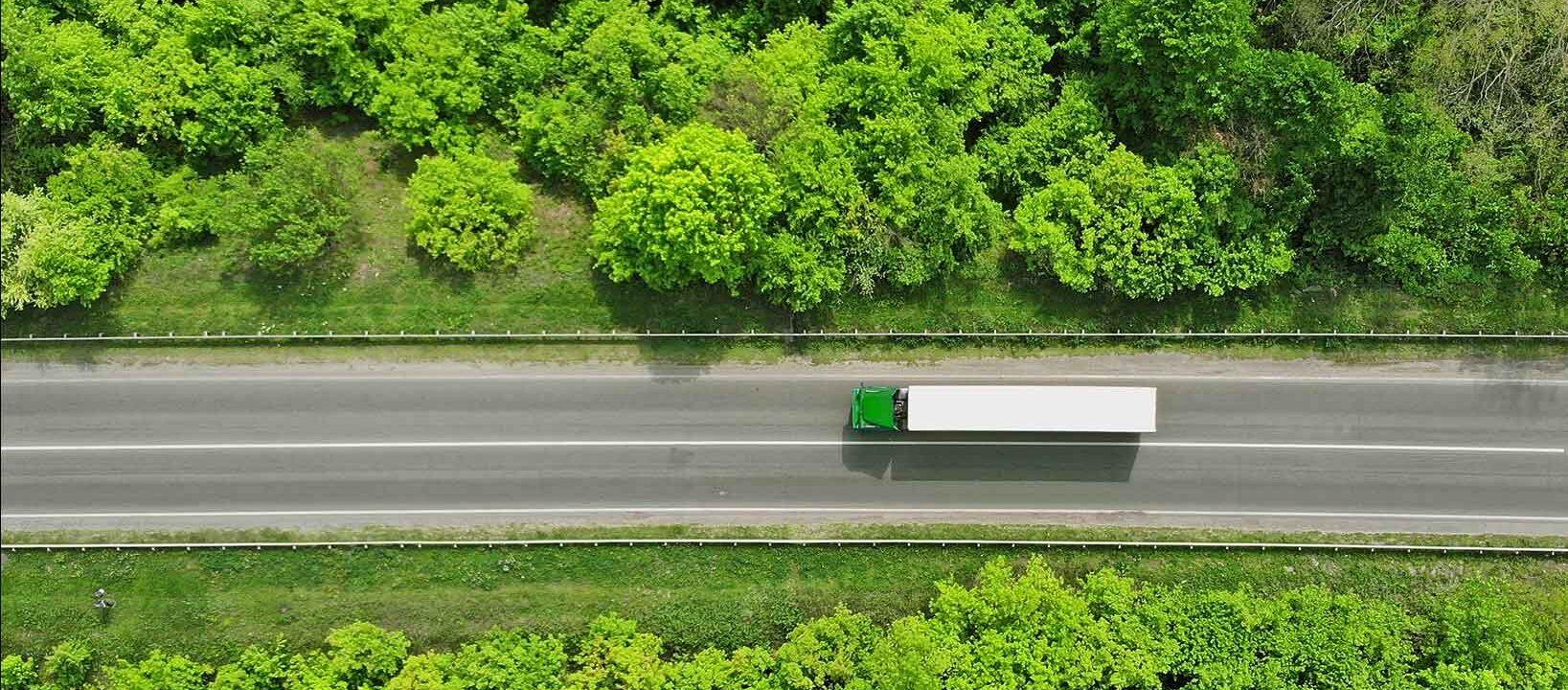 Groen transport